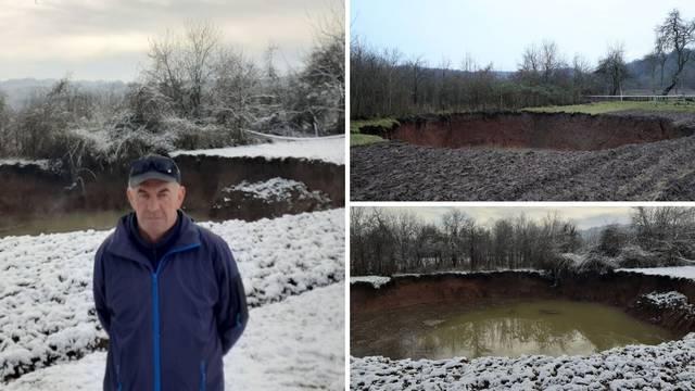 U Mečenčanima dosad izbrojali 32 kratera: 'Nadam se da nas neće morati iseliti odavde'