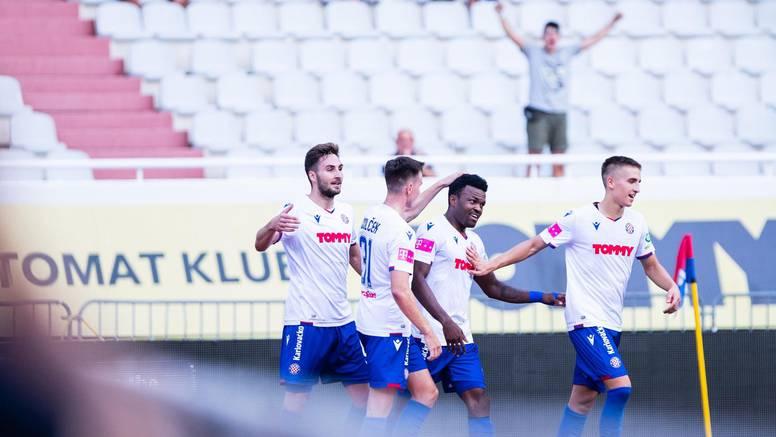 Hajduk do prve pobjede u HNL-u ove sezone: Eduok junak...
