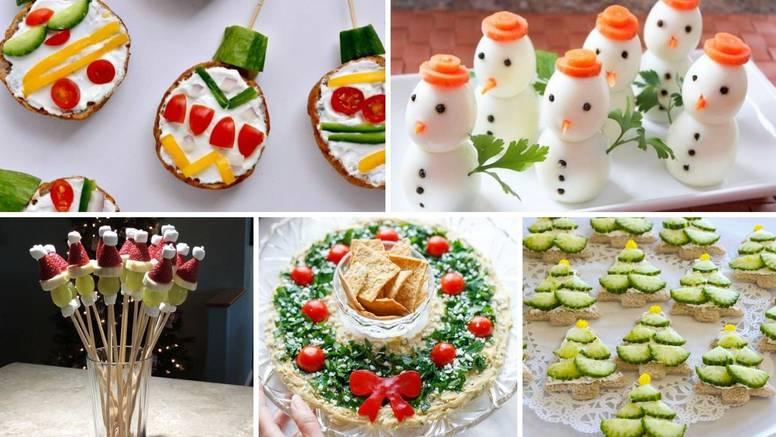 Dekorirajte blagdanska jela kao profesionalac: 20 super ideja