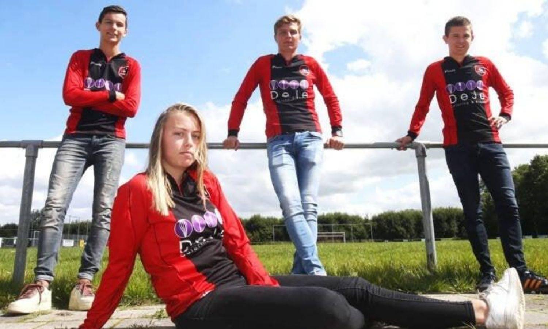 U Nizozemskoj će žena zaigrati s muškom seniorskom momčadi!