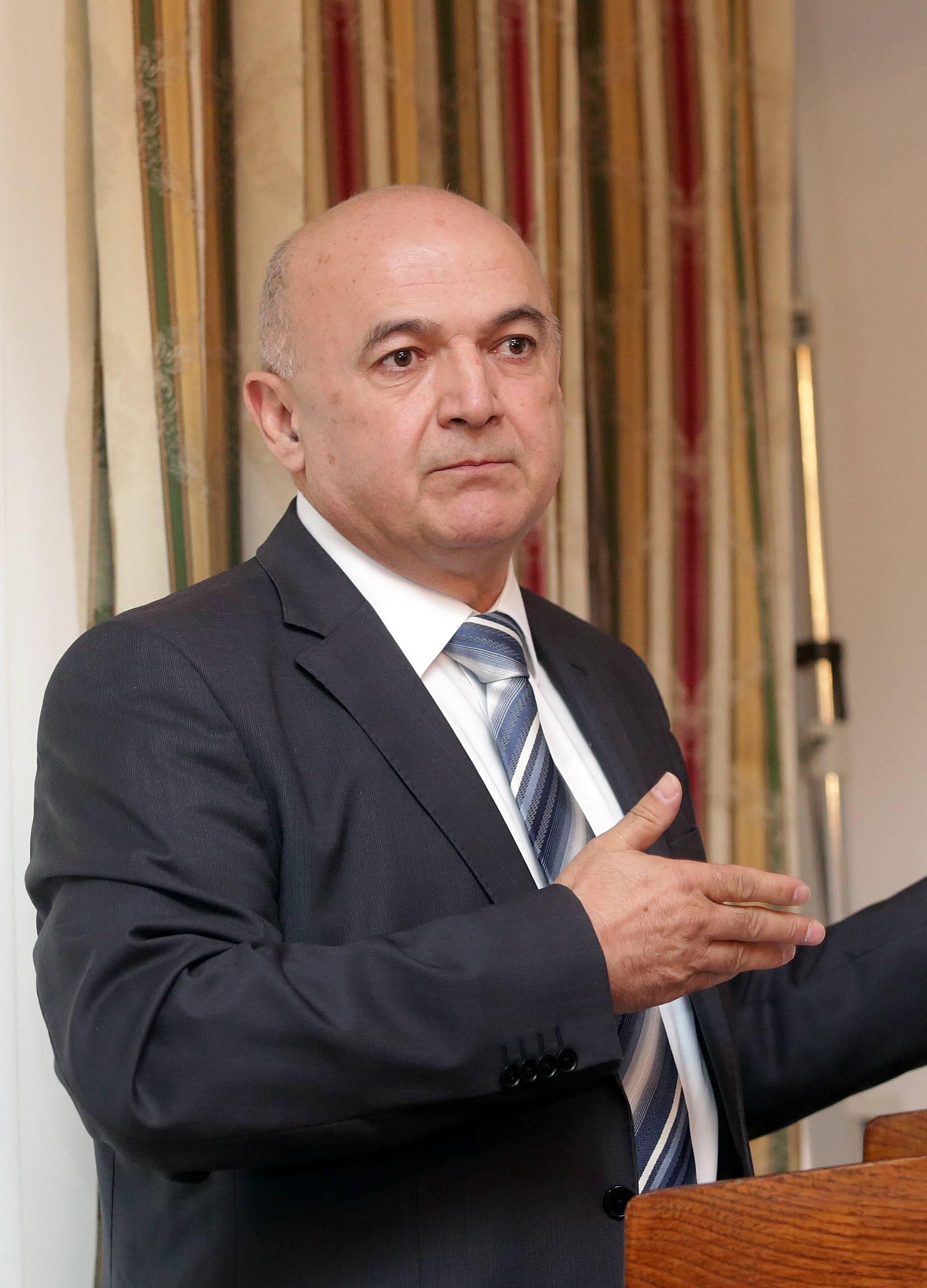 Ljubo Jurčić novi predsjednik Nadzornog odbora u Holdingu