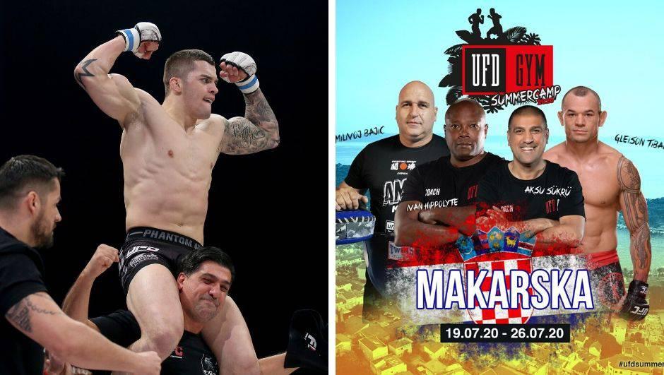 Kakva imena: U Makarsku će na ljetni kamp doći Soldić, tri KSW prvaka i par UFC i PFL boraca!