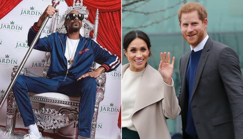 Snoop Dogg je pohvalio princa Harryja: 'On ima velika muda'