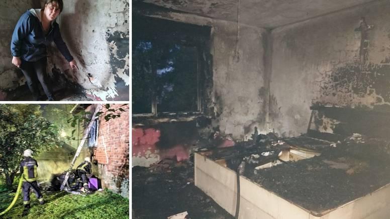 Soba planula zbog mobitela, otac spasio sina i kćer: 'Izvukao je djecu koju je zahvatila vatra'