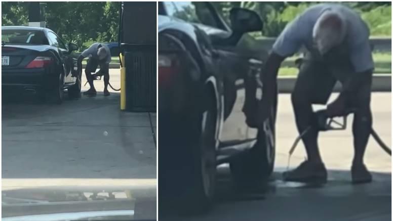 Voda je precijenjena: Čovječe, zašto si pereš auto benzinom?