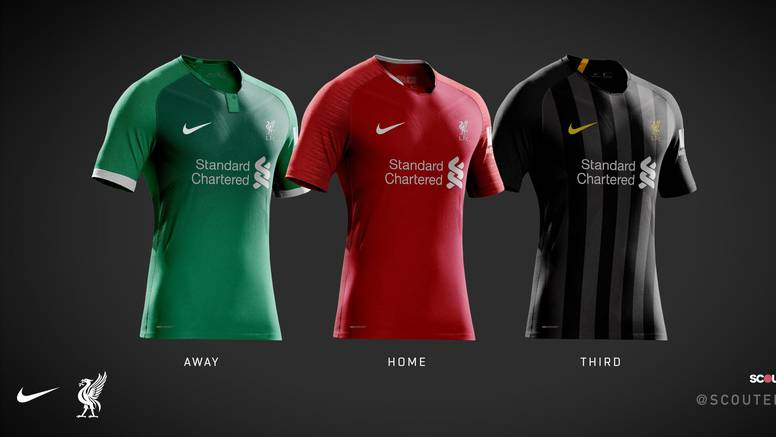 E, to je posao: Za nove dresove Liverpoolu 30 milijuna eura!