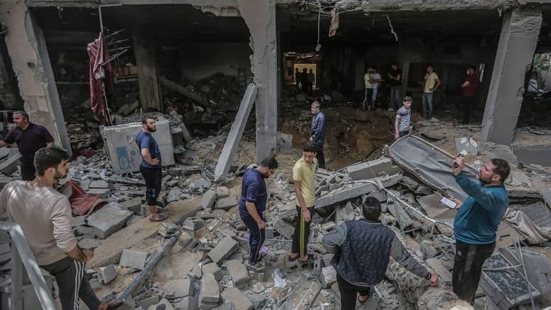 WHO pozvao Izrael da prekine bombardiranje u Gazi kako bi se poslala zdravstvena pomoć
