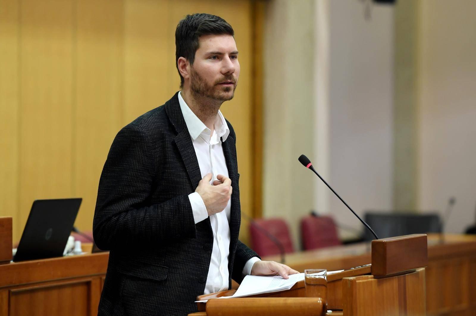 Zagreb: Sabor raspravlja o oporbenoj interpelaciji o radu Vlade vezano na nabavu zrakoplova