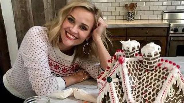 Reese Witherspoon s djecom napravila divnu slatku kućicu