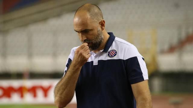 Zagreb: Utakmica HNK Hajduk Split i HNK Rijeka u 35. kolu Prve HNL