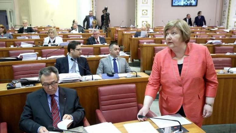 U Saboru rasprava o stanju ravnopravnosti spolova 2014.