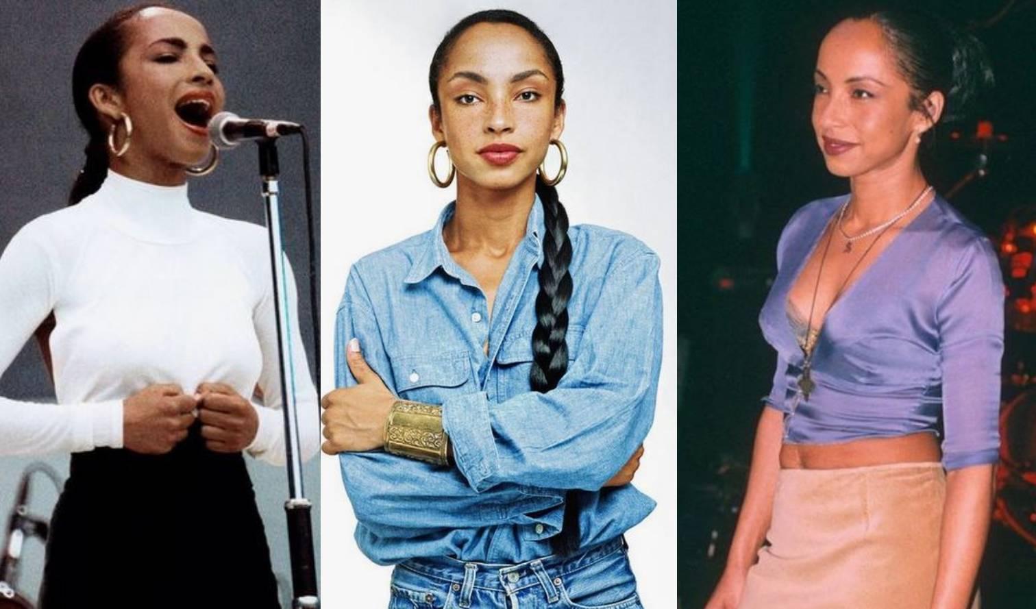 Vintage modna ikona: 7 odličnih outfita slavne pjevačice Sade