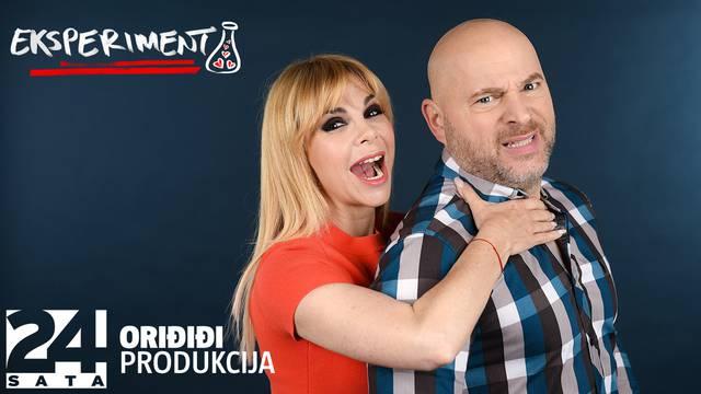 Rene Bitorajac i Mila Elegović su opet zajedno: Dobrodošli u 'Eksperiment'!