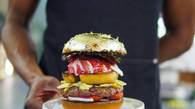 Najskuplji hamburger na svijetu