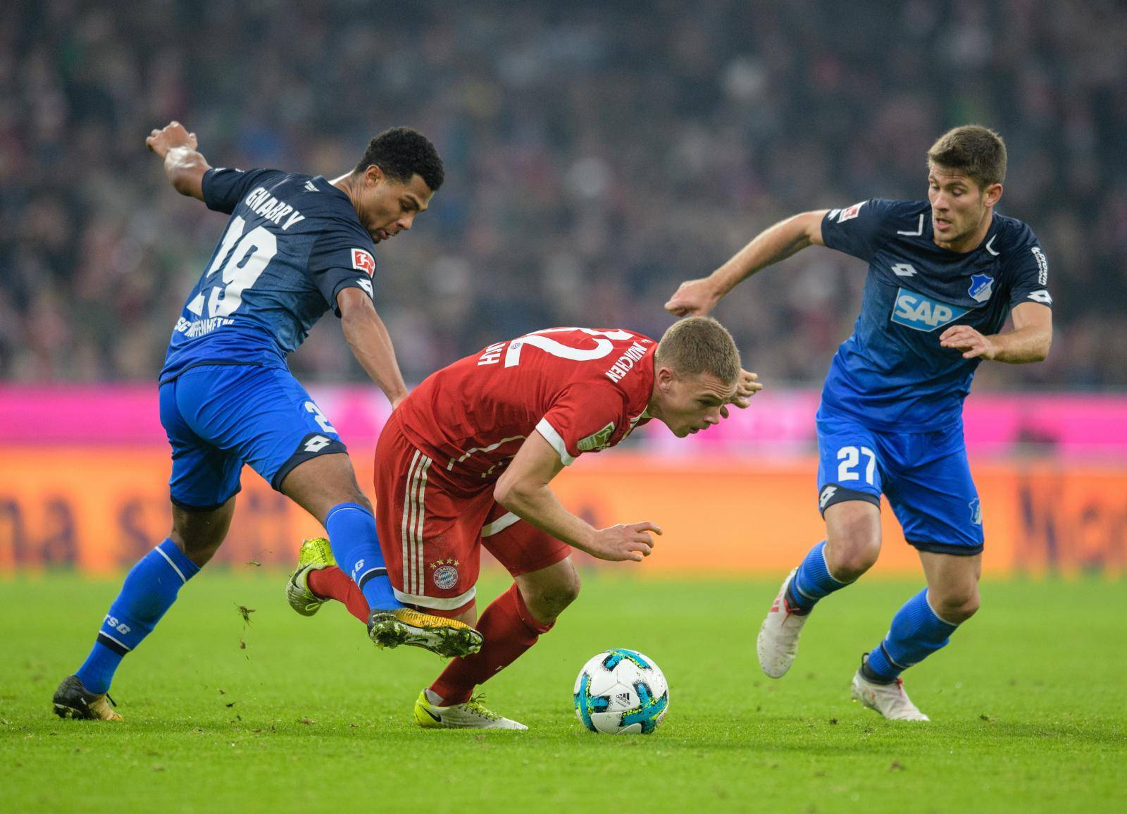 Bayern München - 1899 Hoffenheim