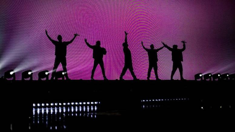 Backstreet Boysi pokazali kako je izgledao njihov prvi susret: 'Bili smo uzbuđeni i puni nade'