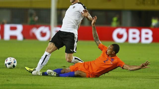 Football Soccer - Austria v Netherlands - International Friendly