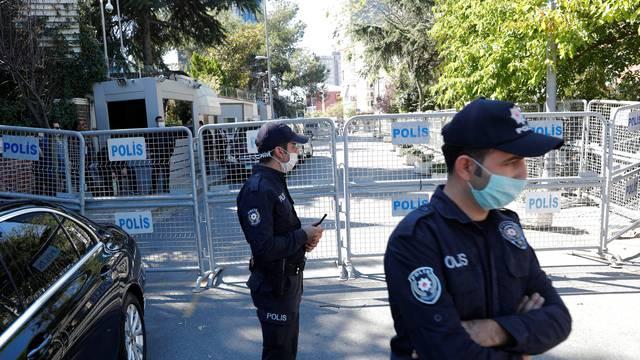 SAD obustavlja izdavanje viza u Turskoj zbog mogućih napada
