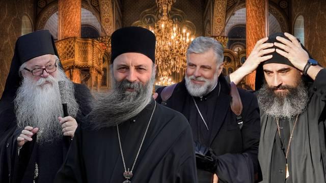 Srbi biraju patrijarha, Porfirije zagrebački ima velike šanse, svađaju se tko izvlači kuvertu