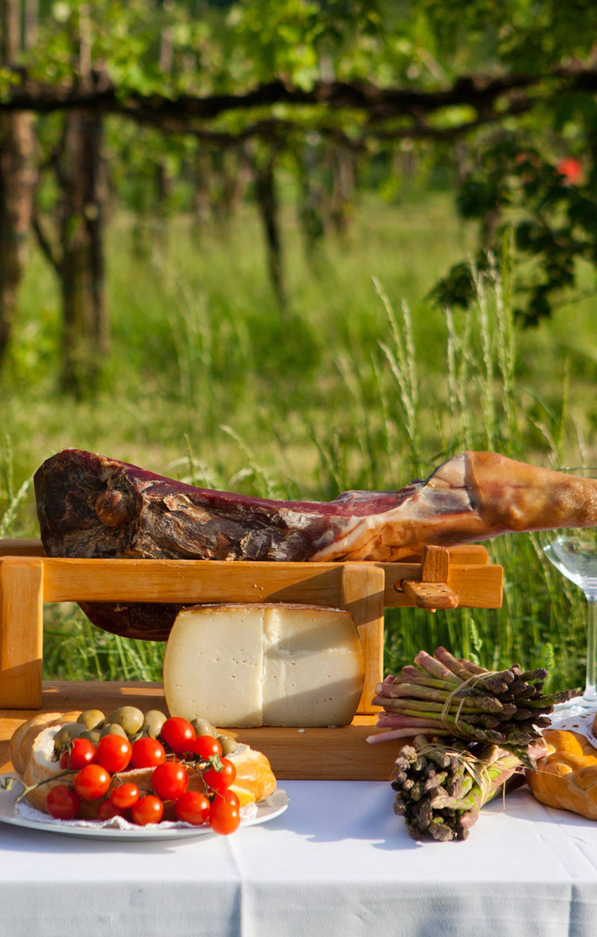 Gastro putopis: Boje, mirisi i okusi slovenskog raja na zemlji