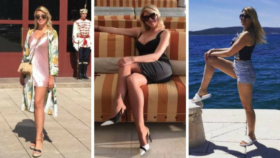 Mirta Šurjak oduševila u seksi haljini: 'Ljubičasto ti baš stoji!'