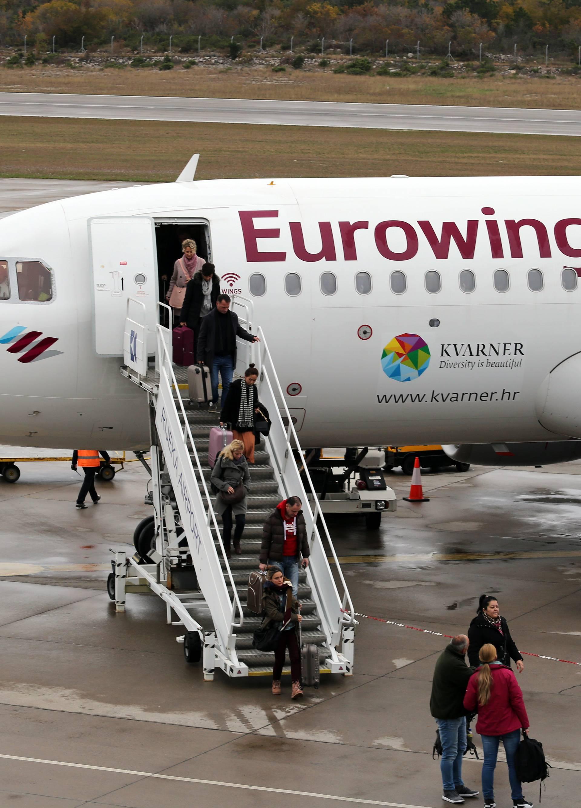 Zbog štrajka otkazani letovi iz 3 njemačka grada za Hrvatsku