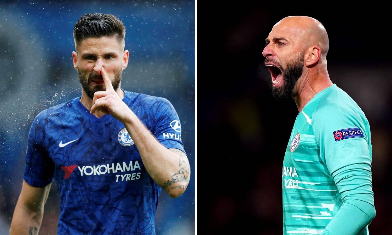 Chelsea jednim udarcem riješio 2 muhe: Ostaju Giroud i Willy