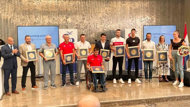 Nagrade najboljim splitskim sportašima i počast legendama