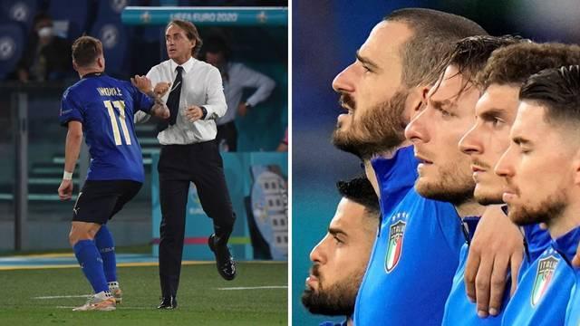 Čudesni Talijani: Pobijedili su 10 puta zaredom bez primljenog gola, zadnji put izgubili 2018.