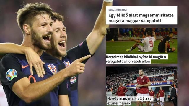Mađarski mediji: Poluvrijeme iz noćne more, sve zbog grešaka