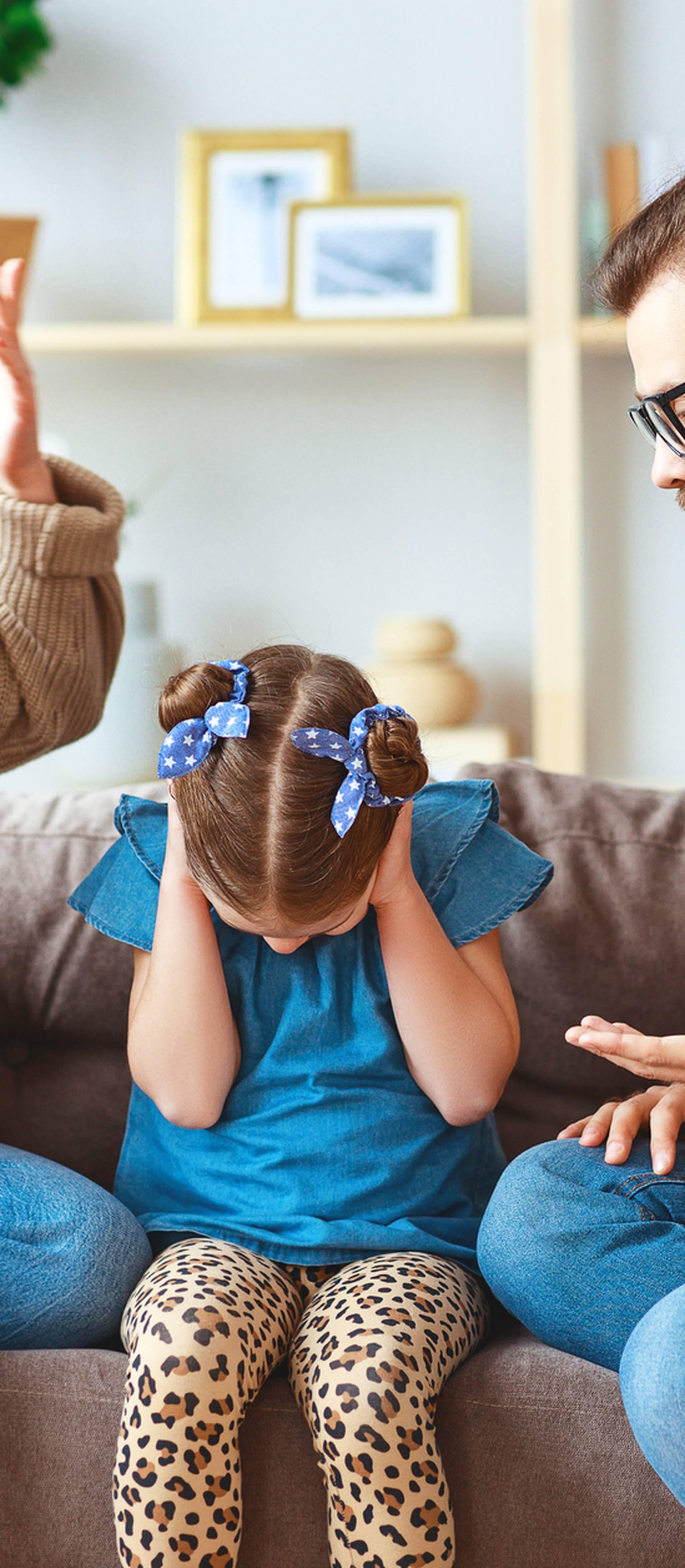Stručnjaci: Udaranje djeteta naučit će ga da udara druge