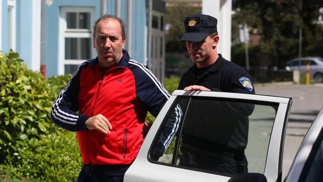 Grdovića opet uhitila policija: Pijan i bos vrijeđao je Brankicu