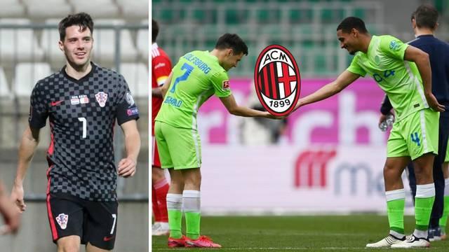 Prvo Euro, onda karijera: Milan lovi Brekala! U redu je i Napoli
