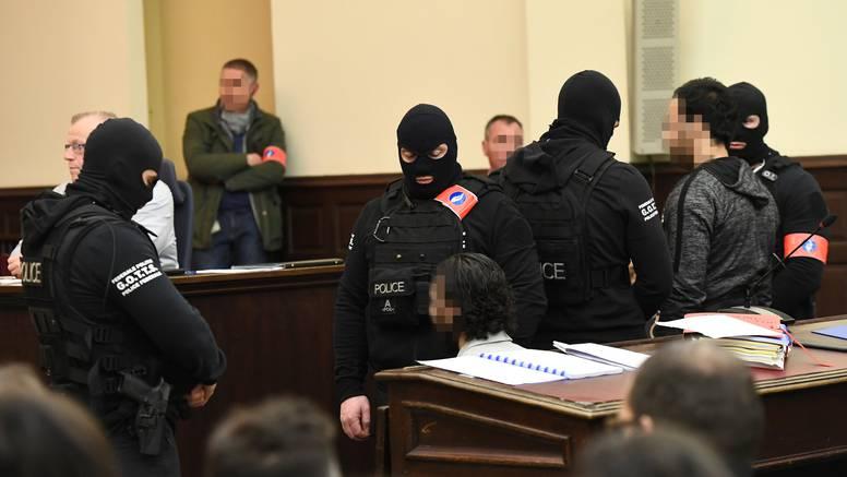 Ubijeno 130 ljudi: U Parizu je počelo suđenje za 'noć užasa'