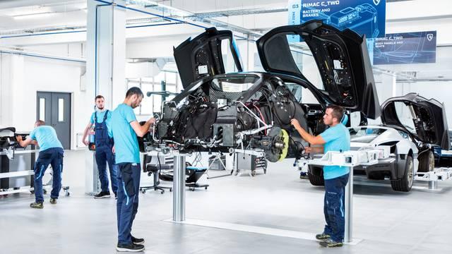 Rimac će svoj superautomobil proizvoditi u Zagorju, otkrivena je i unutrašnjost nove tvornice