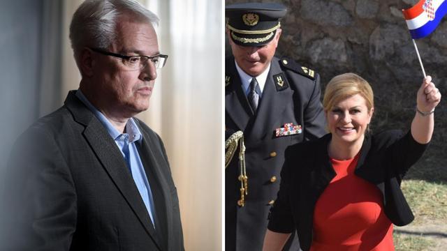 Josipović: 'Ja bih volio da me Kolinda tuži, bilo bi zanimljivo'