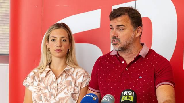 SDP zatražio ostavku Uprave Kaštijuna zbog požara smeća u svibnju: 'Nije bilo zataškavanja'