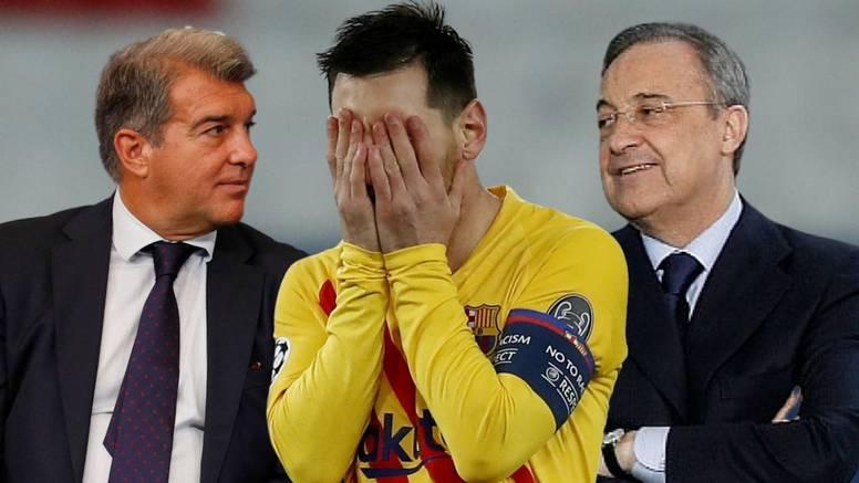 'I predsjednik Reala kriv je što je Lionel Messi otišao iz Barce'