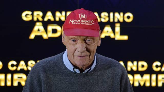 Legenda je bolje: Lauda izašao iz bolnice nakon tri mjeseca...