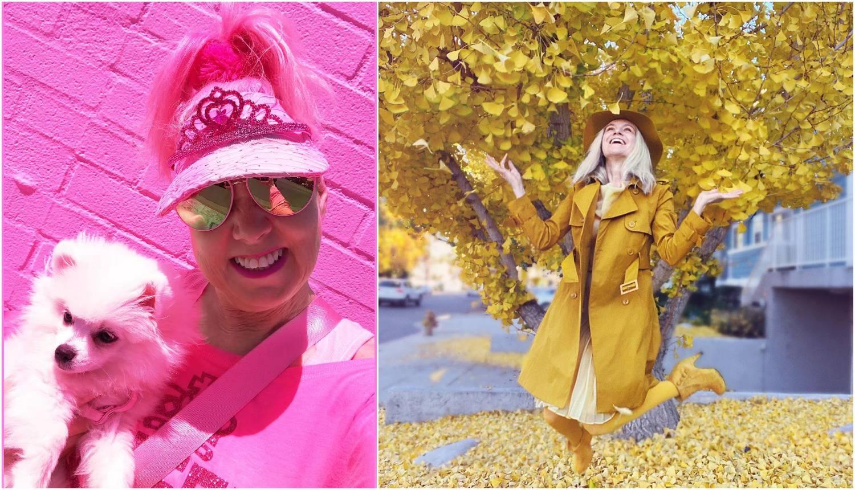 Opsjednute rozom i žutom: Prijateljice žive u jednoj boji...