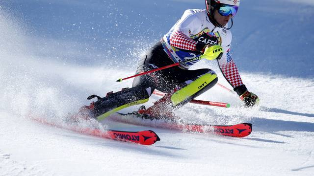 FIS Alpine Skiing World Cup Finals - Men's Slalom