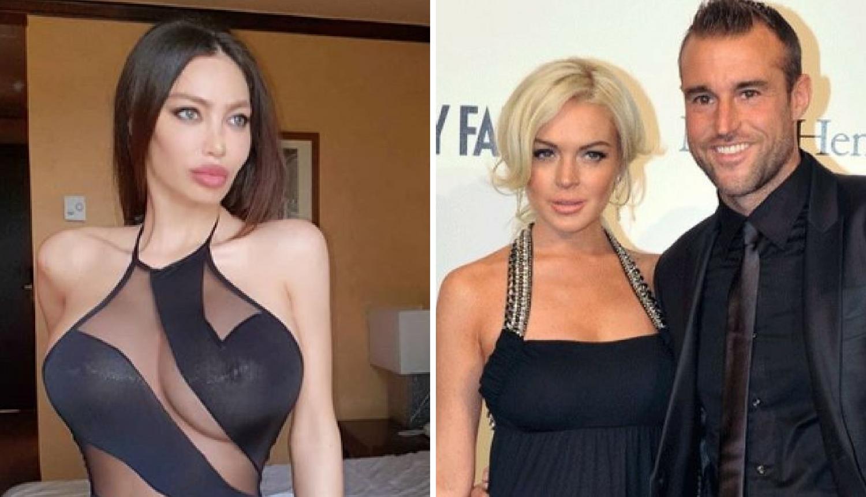 Milijarder koji je zaveo Soraju je bio u vezi s Lindsay Lohan?