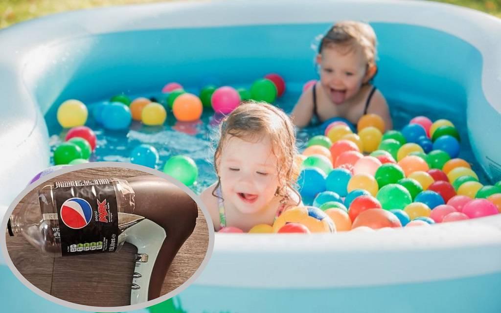 Ususret ljetu punim plućima: Super trik kako  napuhati bazen