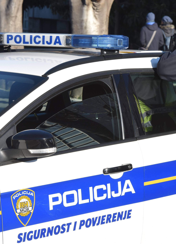 Šibenik: Policijska akcija suzbijanja prekršaja vozača prema pješacima