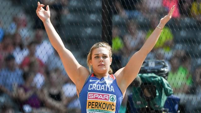 European Championships Ð Athletics