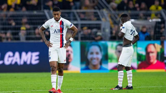 Borussia Dortmund - Paris Saint-Germain