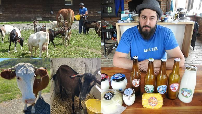 Čarobna farma: Životinjama se pušta glazba i imaju svoj 'stan'