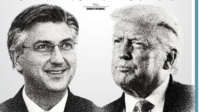 Sve skrivene veze Trumpa i Putina u maloj Hrvatskoj...
