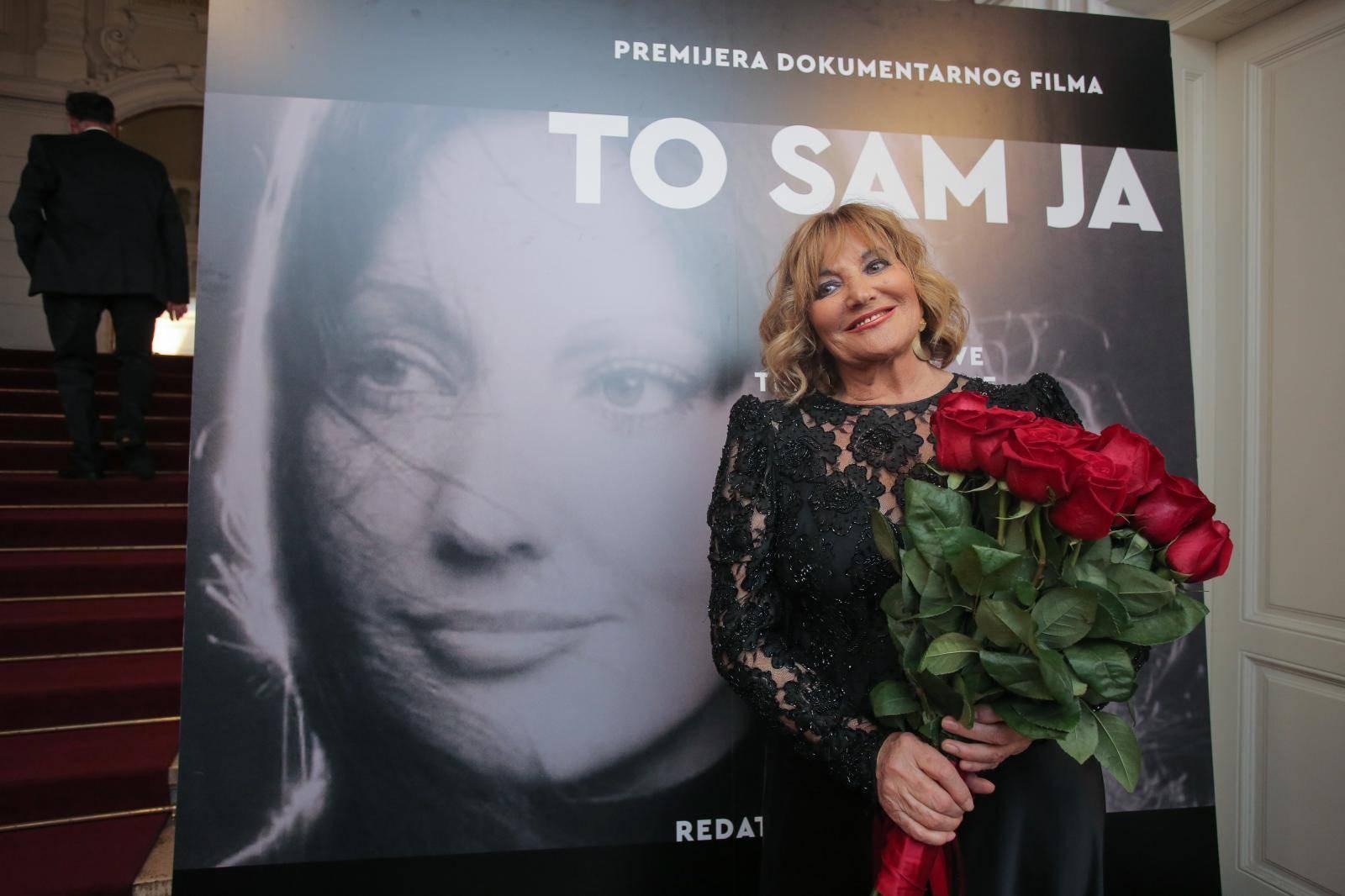"""Zagreb: Premijera dokumentarnog filma """"To sam ja"""" o pjevačici Terezi Kesoviji"""