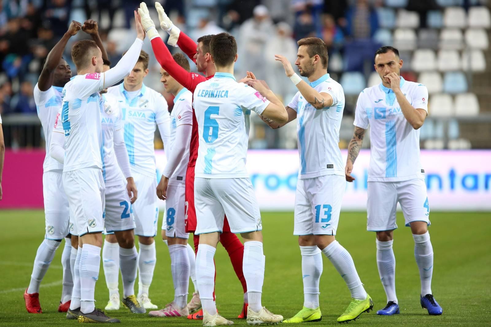 Rijeka: Hrvatski Telekom Prva liga, 31. kolo, HNK Rijeka - NK Rudes Zagreb